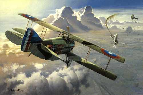 Over the Front World War I Aviation Magazine
